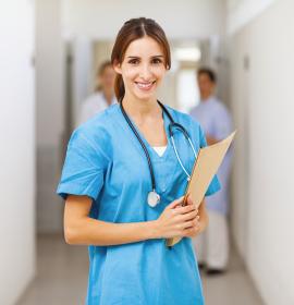 Auxiliar en Enfermería